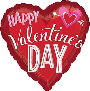 Happy Valentine S Day Arrow Standard Fv E R Sales
